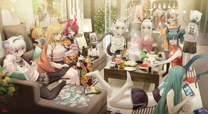 Rating: Safe Score: 78 Tags: alina_(arknights) animal_ears arknights breasts ch'en_(arknights) chinese_clothes chinese_dress cleavage dress food horns hoshiguma_(arknights) lin_yuhsia_(arknights) long_hair male pantyhose princess_fumizuki_(arknights) rat_king_(arknights) shirayuki_(arknights) short_hair snowsant_(arknights) songchuan_li swire_(arknights) tagme tail talulah_(arknights) watermark wei_yenwu_(arknights) User: Dreista