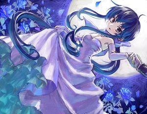 Rating: Safe Score: 66 Tags: flowers kanon kawasumi_mai ribbons tagme User: Amurita