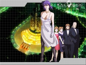 Rating: Safe Score: 7 Tags: batou ghost_in_the_shell ghost_in_the_shell:_stand_alone_complex kusanagi_motoko togusa User: Oyashiro-sama