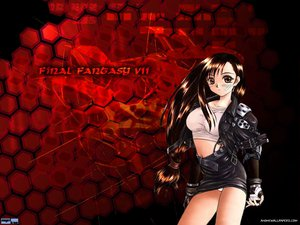 Rating: Safe Score: 22 Tags: final_fantasy final_fantasy_vii tifa_lockhart User: Oyashiro-sama
