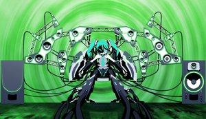 Rating: Safe Score: 23 Tags: green_eyes green_hair hatsune_miku long_hair skirt tie twintails vocaloid User: SennoMakoto