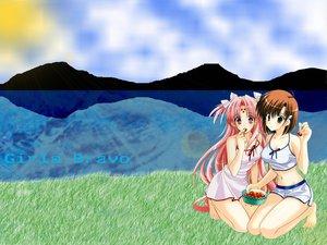 Rating: Safe Score: 7 Tags: girls_bravo kojima_kirie miharu_sena_kanaka User: Oyashiro-sama