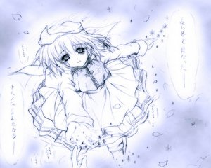 Rating: Safe Score: 3 Tags: letty_whiterock touhou User: Oyashiro-sama