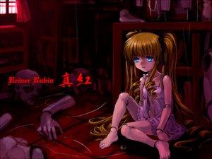 Rating: Safe Score: 10 Tags: doll moonknives rozen_maiden shinku User: Oyashiro-sama
