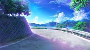 Rating: Safe Score: 58 Tags: clouds mirror monorisu nobody original scenic sky summer User: FormX