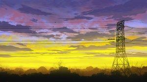 Rating: Safe Score: 27 Tags: clouds jpeg_artifacts landscape mclelun nobody original scenic sky sunset watermark User: RyuZU
