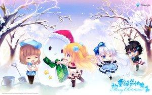Rating: Safe Score: 57 Tags: aizawa_aoi aizawa_hikaru aizawa_lei aizawa_yu chibi group microsoft os-tan shinia snow snowman winter User: Wiresetc