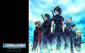 Rating: Safe Score: 21 Tags: cloud_strife crisis_core_final_fantasy_vii final_fantasy final_fantasy_vii sephiroth zack_fair User: Oyashiro-sama