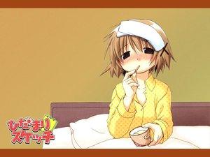 Rating: Safe Score: 12 Tags: blush hidamari_sketch ume_aoki yuno User: Oyashiro-sama