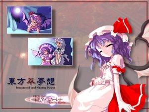 Rating: Safe Score: 9 Tags: izayoi_sakuya maid remilia_scarlet touhou vampire User: Oyashiro-sama