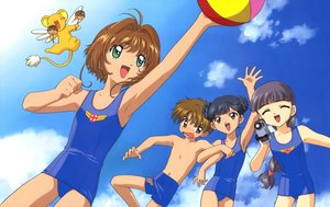 Rating: Safe Score: 7 Tags: ball black_hair blush braids brown_eyes brown_hair camera card_captor_sakura clamp clouds daidouji_tomoyo food green_eyes kero kinomoto_sakura li_meiling li_syaoran loli long_hair male navel ponytail scan school_swimsuit short_hair sky swimsuit User: RyuZU