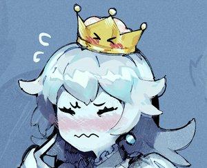 Rating: Safe Score: 55 Tags: blue blush close crown idk-kun long_hair luigi's_mansion princess_king_boo sketch super_mario_bros white_hair User: otaku_emmy