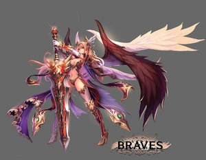Rating: Safe Score: 13 Tags: braves qbspdl sword weapon wings User: FormX