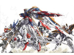 Rating: Safe Score: 32 Tags: gun gundam_wing mecha mobile_suit_gundam weapon white User: lost91colors