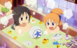 Rating: Safe Score: 62 Tags: hakase_(nichijou) nichijou shinonome_nano User: Mazinger