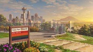 Rating: Safe Score: 54 Tags: building city clouds dao_dao flowers grass nobody original scenic sky tree User: RyuZU