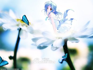 Rating: Safe Score: 11 Tags: fairy flowers majokko_a_la_mode mireille_brilliant tagme User: 秀悟