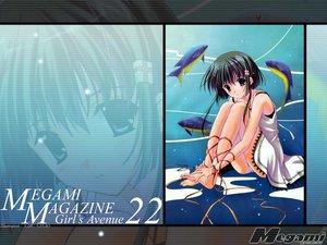 Rating: Safe Score: 6 Tags: animal fish girls_avenue megami nanao_naru ribbons zoom_layer User: Oyashiro-sama