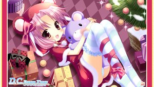 Rating: Safe Score: 41 Tags: christmas da_capo_dream_x'mas miwa_futaba User: meccrain