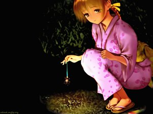 Rating: Safe Score: 66 Tags: animated dead_or_alive fireworks japanese_clothes kasumi yukata User: Oyashiro-sama