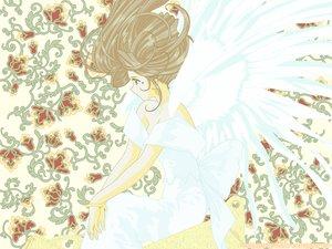 Rating: Safe Score: 19 Tags: aa_megami-sama angel belldandy wings User: Oyashiro-sama