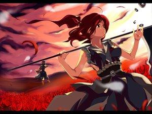 Rating: Safe Score: 69 Tags: onozuka_komachi scythe shikieiki_yamaxanadu touhou weapon User: w7382001