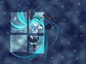 Rating: Safe Score: 33 Tags: blue hatsune_miku vocaloid User: atlantiza