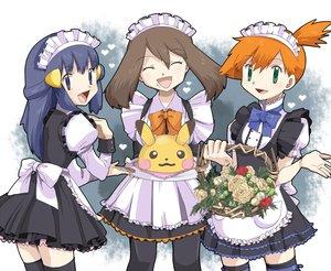 Rating: Safe Score: 77 Tags: haruka_(pokemon) hikari_(pokemon) kasumi_(pokemon) maid pokemon User: HawthorneKitty