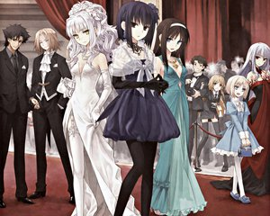Rating: Safe Score: 309 Tags: black_eyes black_hair blonde_hair blue_eyes breasts brown_eyes camera canaan caren_ortensia choker cigarette cleavage cropped crossover dark_matou_sakura dress emiya_kiritsugu fate/prototype fate_(series) fate/stay_night group headband kara_no_kyoukai konoe_ototsugu kuonji_alice long_hair mahou_tsukai_no_yoru male melty_blood minorikawa_minoru necklace oosawa_maria pantyhose red_eyes sajyou_manaka shingetsutan_tsukihime short_hair stockings suit tatari tattoo thighhighs tie tohno_akiha type-moon white_hair yellow_eyes User: Wiresetc