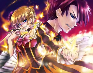 Rating: Safe Score: 6 Tags: beatrice male umineko_no_naku_koro_ni ushiromiya_battler User: HawthorneKitty