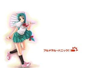 Rating: Safe Score: 7 Tags: chidori_kaname full_metal_panic mikazuki_akira trimoon white User: Oyashiro-sama