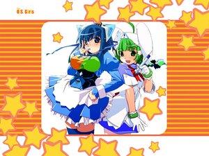Rating: Safe Score: 6 Tags: 2000 anthropomorphism futaba kokubunji_koyori me nurse nurse_witch_komugi-chan os-tan stars watanabe_akio windows User: Oyashiro-sama