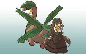 Rating: Safe Score: 41 Tags: pokemon rozen_maiden suiseiseki tropius User: 秀悟