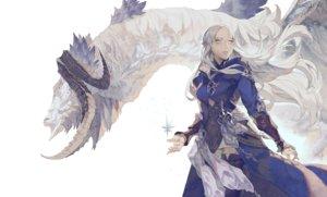 Rating: Safe Score: 17 Tags: dragon fajyobore323 final_fantasy final_fantasy_xiv white_hair ysayle_dangoulain User: FormX