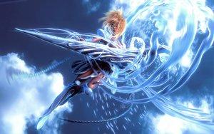 Rating: Safe Score: 71 Tags: bleach blonde_hair halibel romeo_jonathan sword weapon User: Tensa