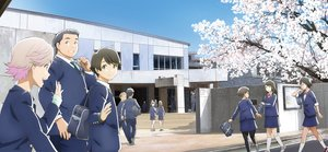 Rating: Safe Score: 6 Tags: building cherry_blossoms group jpeg_artifacts male petals seifuku skirt stairs tagme_(artist) tagme_(character) tsuki_ga_kirei User: RyuZU