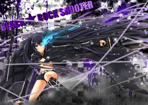 Rating: Safe Score: 77 Tags: black_rock_shooter gun kuroi_mato swordsouls weapon User: SciFi