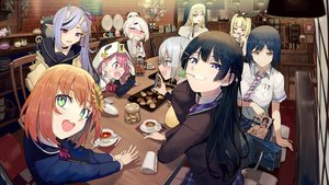 Rating: Safe Score: 32 Tags: animal black_hair blonde_hair blue_eyes blue_hair braids brown_eyes cat demon drink food green_eyes group headband higuchi_kaede honma_himawari hoodie long_hair mononobe_alice nijisanji nun orange_hair pink_eyes pink_hair pointed_ears ponytail purple_eyes rindou_mikoto sasaki_saku school_uniform shiina_yuika shizuka_rin short_hair sister_cleaire skirt tsukino_mito walzrj yellow_eyes User: RyuZU