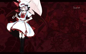 Rating: Safe Score: 42 Tags: hiiragi_ryo remilia_scarlet takaharu touhou vampire wings User: konstargirl