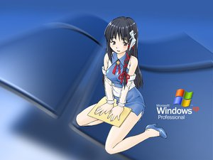 Rating: Safe Score: 11 Tags: anthropomorphism os-tan windows xp User: Oyashiro-sama