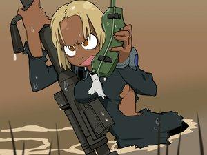 Rating: Safe Score: 18 Tags: flcl gun kitsurubami weapon User: Oyashiro-sama