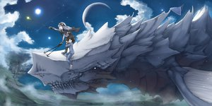Rating: Safe Score: 49 Tags: abubu dragon moon original User: FormX
