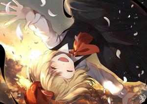 Rating: Safe Score: 27 Tags: blonde_hair miri_(miri0xl) rumia short_hair signed touhou User: luckyluna