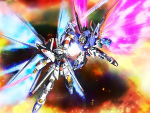 Rating: Safe Score: 18 Tags: gundam_seed gundam_seed_destiny mecha mobile_suit_gundam User: Oyashiro-sama