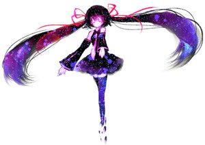 Rating: Safe Score: 14 Tags: hatsune_miku mirimo vocaloid white User: MissBMoon