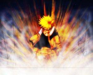 Rating: Safe Score: 19 Tags: all_male blonde_hair headband male naruto uzumaki_naruto User: Oyashiro-sama