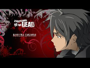Rating: Safe Score: 41 Tags: highschool_of_the_dead komuro_takashi User: dgnfly
