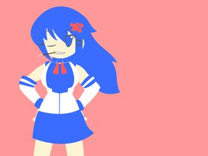 Rating: Safe Score: 15 Tags: anthropomorphism cosplay os-tan pani_poni_dash parody pink windows xp User: 秀悟