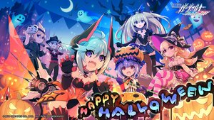 Rating: Safe Score: 21 Tags: animal aqua_hair azure_striker_gunvolt bat blonde_hair blue_eyes bodysuit bow copen_(azure_striker_gunvolt) cosplay elbow_gloves gloves group gunvolt halloween hat joule_(azure_striker_gunvolt) joule_(gunvolt) logo lola_(azure_striker_gunvolt) loli male mask parody pink_eyes pumpkin purple_eyes purple_hair short_hair skirt tagme_(artist) thighhighs white_hair wings witch witch_hat zonda_(azure_striker_gunvolt) User: RyuZU