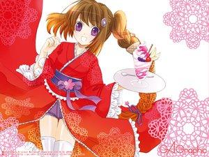 Rating: Safe Score: 15 Tags: gagraphic japanese_clothes logo lolita_fashion mikaki_mikako shorts thighhighs watermark yukata User: rargy